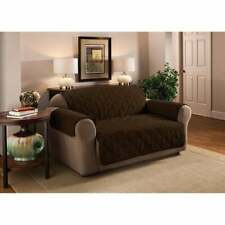 """Innovative Textile Solutions Furniture Protector Loveseat CHOCOLATE 88"""" x 75.5"""""""