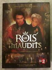 LES ROIS MAUDITS INTEGRALE COFFRET 3 DVD