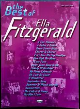 The Best of Ella Fitzgerald, Ed. Carisch, 2005