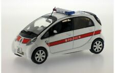 1:43 Mitsubishi i-Miev police Hong Kong 2010 1/43 • J-COLLECTION JC099