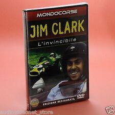 JIM CLARK L'invincibile DVD ED. RESTAURATA MONDO CORSE  Gran Premio Formula 1