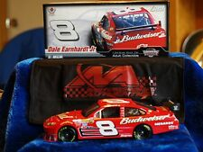 Dale Earnhardt JR, #8 Budweiser 2007 Chevy Monte Carlo Imapla SS COT, 1/24