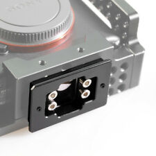 SmallRig Arca Swiss Quick Release Plate Baseplate for 15mm Rail Support System