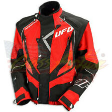 UFO PLAST GIACCA JACKET ENDURO OFF-ROAD 2016 RANGER ROSSO NERO RED BLACK TG XXL