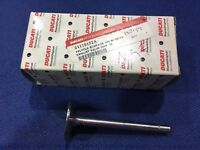 NEW GENUINE DUCATI MONSTER SS MULTISTRADA SUPERSPORT EXHAUST VALVE 21110152A