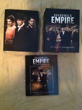 (Used) Boardwalk Empire: The Complete Second Season 2 Blu-ray / DVD