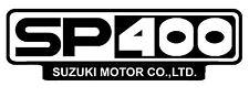 Suzuki SP340 Side Panel Transfer BSA Triumph Norton Various Colour Available