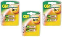 GP Batteries PROFI 6x AAA-Akku 950 mAh Series 1,2V Micro HR03 Batterie AAA Akku