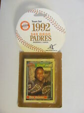 1992 San Diego Padres Team Set  Baseball Cards Still in the Package !