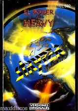 CAS - Stryper Isaiah 53:5 - The Yellow And Black Attack(HEAVY) SPANISH EDIT.MINT