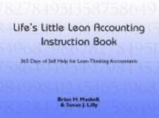 Life's Little Lean Accounting Instruction Book