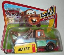 Mater Look! My Eyes Change! Still in Package with pinhole an tape on the board.