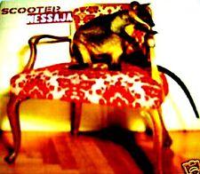 CDS - SCOOTER - NESSAJA (TECHNO DISCO) NEW STORE STOCK - LISTEN