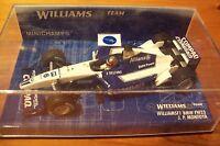 1/43 WILLIAMS 2001 BMW FW23 JUAN PABLO MONTOYA