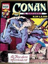 Conan il Barbaro COLORE n°39 ed. Marvel Comic ART  [G.187]