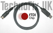 FTDI USB COM Cat control cable Kenwood TS-450S TS-690S TS-790 TS-850S TS-950S/DX