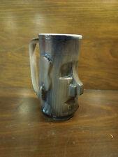 Vintage Purple Tribal Tiki Mug