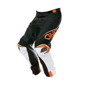 ONEAL Mayhem-Lite Motocross Pantalon Bloqueur Schwarz-Weiß-Orange