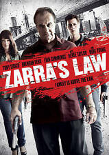 Zarras Law (DVD, 2015) Rated R Brand New Movie Tony Sirico Brendan Fehr