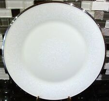 "Lenox China MOONSPUN Dinner Plate 10 3/4""~3 1/2"" Center Decal Offering @ 40% Off"