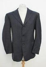CANALI PROPOSTA Men's Dark Navy Blue Single Breasted Suit Jacket IT50 UK40