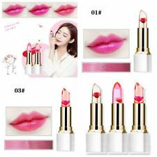 Hot Flower Jelly Gloss Lipstick Temperature Color Change Lip Balm Moisturizing