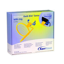 KWIK-BITE SENSO WITH RING KIT 4 UNIDADES KERR. DENTAL X-RAY POSITIONER.
