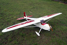 110in Giant Scale 20cc-30cc Gas Aviator-Pro RC Sports/Trainer Airplane ARF Kit