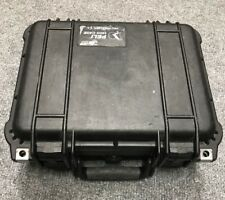 PELICASE 1400-Peli 1400 Case Noir
