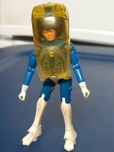 Hoodman Heimlich Microman 1978 Takara Vintage Action Figure excellent condition