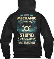 Soft Mechanic- Gildan Hoodie Sweatshirt Gildan Hoodie Sweatshirt