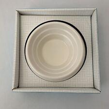MARTHA STEWART PETS - EASY MEASURE FEEDING BOWL 1/2/1/1-1/2 TIERS 12.75 OZ NIB