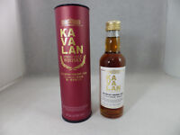KAVALAN Single Malt Whisky OLOROSO SHERRY OAK 50ml Miniature NEW Sealed
