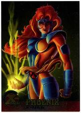 Phoenix #8 Fleer Ultra X-Men Chrome Trade Card (C291)