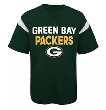 Green Bay Packers NFL Youth Boys Or Girls Logo Jersey Size Extra Large 18/20 NWT