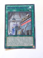 YuGiOh TCG Machine Assembly Line DL16-EN014 (PURPLE) Duelist League Card New DL