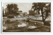 tp9138 - Esssex - Southchurch Hall, Gardens and Pond, at Thorpe Bay - Postcard