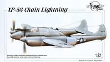 Avion US. LOCKHEED XP-58 CHAIN LIGHTNING - Kit résine PLANET MODELS 1/72 N° 163