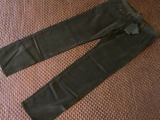 NWT - DSQUARED2 BROWN CORDUROY PANTS Italy Size 50 / US 34  DSQUARED JEANS