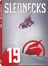Slednecks 19 DVD - Snowmobile DVD Movie Video New 2016 Sled Necks