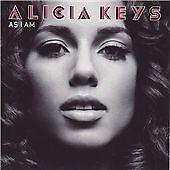 ALICIA KEYS - As I Am (CD R&B ALBUM) 2007 Sony/BMG Records  15 Tracks