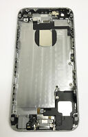 Genuine Used Original Apple iPhone 6 Back Rear Housing Cover with Parts - Grey