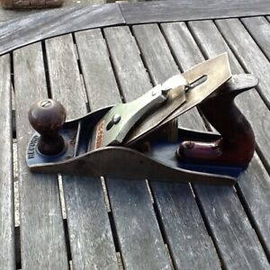 Vintage Stanley Record No4.1/2  woodworking plane