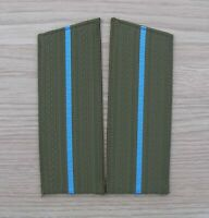Soviet Russian AIR FORCES Shoulder Boards arr. 1969