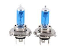 Blue White Headlight Bulbs Globe Holden Commodore  VX VY VU Berlina P43T H4-2