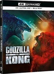 Godzilla vs. Kong (4K Ultra HD + Blu-Ray Disc)