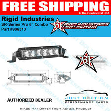 "Rigid Industries SR-Series Pro 6"" Combo 906313"