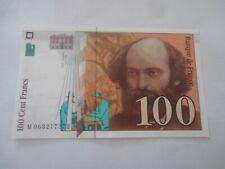 tres beau billet 100 francs CEZANNE 1998 M 063217372