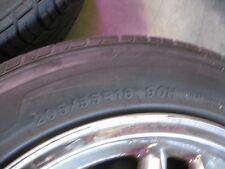 "BMW 3 series wheel rim  16"" OEM factory tire 205/55/16 91v used"