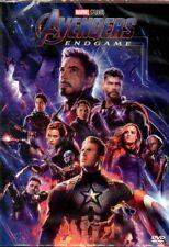 AVANGERS END GAME DVD